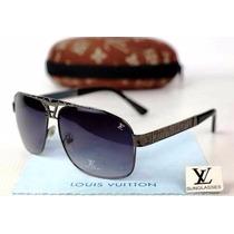 Oculos Lv Louis Vuitton Premium Aviador