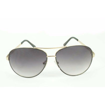 Óculos De Sol Aviador Proteção Uv 400 Prata