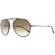 Oculos Tom Ford Burke Tf-247 10f Marrom Novo Original