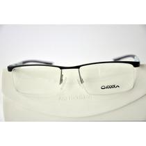 Armação De Óculos Atitude - Ref. At 1414 06b 56