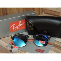Ray Ban Rb Clubmaster 3016 Várias Cores Frete Grátis H