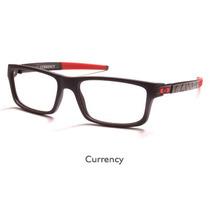 Armação De Grau Óculos De Grau Crosslink Ray Ban Currency
