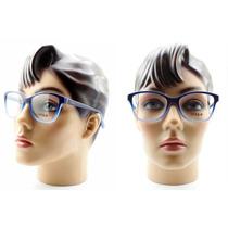 Armação Feminina Para Óculos De Grau Vogue Original - Vo2998