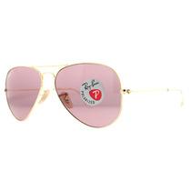 Óculos De Sol Ray-ban Rb 3025 001/15 Dorado