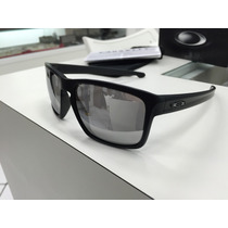 Oculos Oakley Sliver Machinist Collection Oo9262-26 Matte Bl