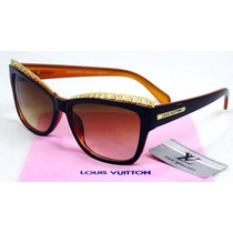 Oculos Lv Louis Vuittoon Detail