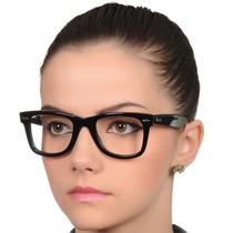 Armação Óculos De Grau Rayban Justin Masculino Feminino