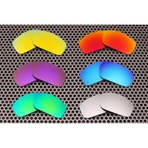 Lentes Custom Reposição Para Oculos Squared Frete Grátis
