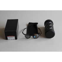 Oakley Madman Pewter - Lente Black Iridium Polarized