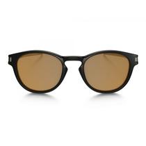 Óculos Oakley Latch Matte Black Polarizado - Feminino
