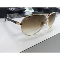 Oculos Solar Ray Ban Tech Rb 8313 001/51 61 Original P. Ent