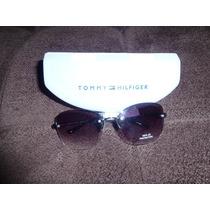 Oculos Tommy Hilfiger Marrom Unisex P9346 Original