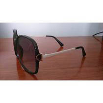 Óculos De Sol Gucci Gg3129/s Black/white Pronta Entrega