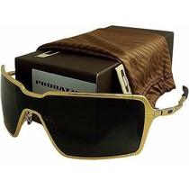 Oculos Probation Dourado Polarizado - Temos Inmate Deviation