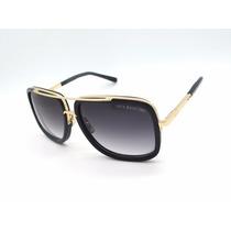 Oculos De Sol Dita Mach One Degrade 18k + Estojo Top