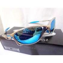 Oculos Oakley Double X 24k Squared Romeu 1 2 Juliet Azul