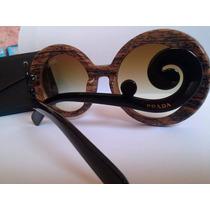 Oculos De Sol Feminino Barroco Pradaa Baroque Pronta Entrega