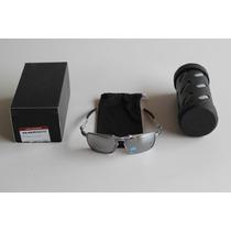 Oakley Badman X Ti - Lente Chrome Iridium Polarized