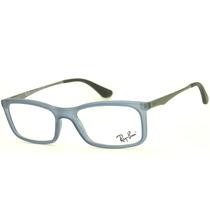 Armação Ray Ban Junior Rb1547l Óculos De Grau Infantil