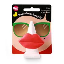Suporte Apoio Para Óculos Mesa Beijo - Descanso Óculos