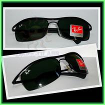 Óculos De Sol Rb3339, Demolidor Lentes Escuras
