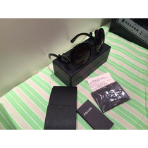 Óculos De Sol Prada, Feminino, Modelo Tartaruga
