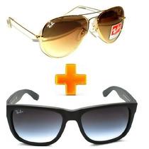 Ray Ban Aviador 3025 Justin Wayfarer Page 1 Leve 2 Oculos