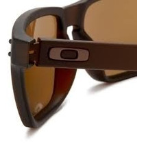 Oculos Holbrook Marron Brown Fosco Lente Marron Uv/uva 400