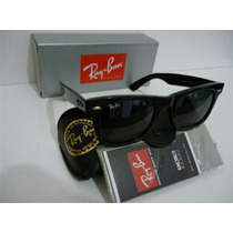 Óculos Ray Ban Rb2140 /50 22 M New Wayfarer / Todo Acetato