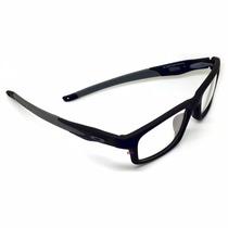 Armação Óculos De Grau Crosslink Troca Hastes Várias Cores