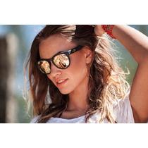 Oculos Solar Mormaii Ventura Cod. M0010a1446 Preto Espelhado