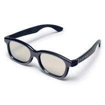 Óculos 3d Passivo Real D Polarizado P/ Tv Cinema 3d Novo!