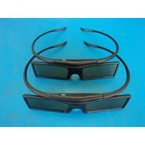 Kit Com 2 Óculos 3d Atvios Original Tv Samsung Un40es6500g