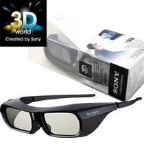 Óculos 3d Ativo Sony - Tdg-br250 - Lacrado - Recarregável