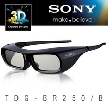 Óculos 3d Ativo Sony - Tdg-br250