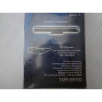 Transmissor 3d Sony Tmr-br100 P/ Tv Sony Bravia