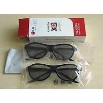 Oculos 3d Lg Ag-f310 Glasses Polarizado O Par
