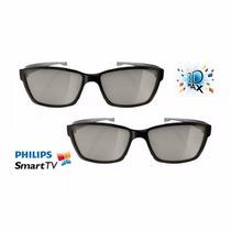 Óculos Philips Dual Gaming Pta436 Original Lacrado Tv 3d