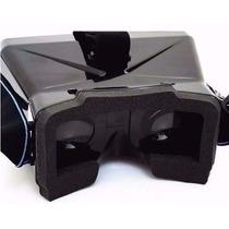 Kit Óculos Realidade Virtual Lg G2 G3 Nexus 4 5 Cp25