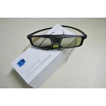 Óculos 3d Dlp Link Ativo Para Projetores