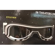 Óculos 3d Polarizado Cinema Star Wars Kylo Ren Toshiba Sony