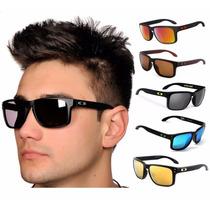 Óculos De Sol Holbrook Lente Espelhada + Frete Gratís