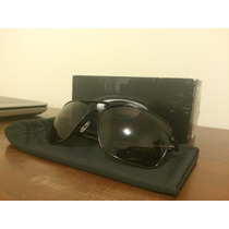 Oculos Oakley Plaintiff Squared Black/grey Polarized