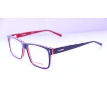 Armação Carrera Ca5010 Óculos Para Grau Frete Grátis +brinde