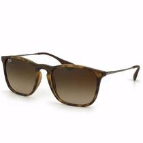 Óculos De Sol Chris Tartaruga Rb4181 +frete Grátis
