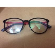 Armação Para Óculos De Grau Redondo