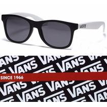 Oculos Vans Spicoli Preto E Branco Wayfarer