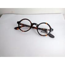 Armação De Óculos Redonda M Zolman