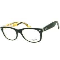 Armação Óculos De Grau Ray Ban Rb 5184 Wayfarer Feminina