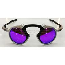 Oculos Madman Plasma Lente Violeta Polarizada Uv/uva 40